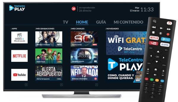 Telecentro Play (TPlay)