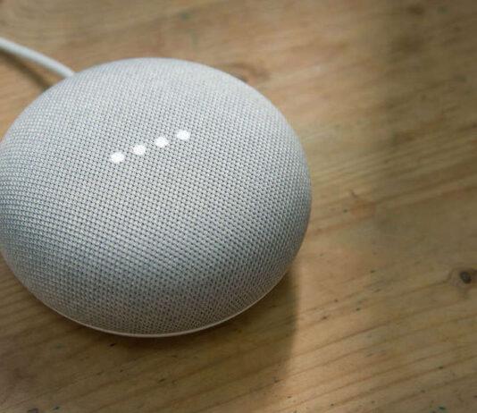 Google Home Mini, asistente de Google. Foto: Milenio