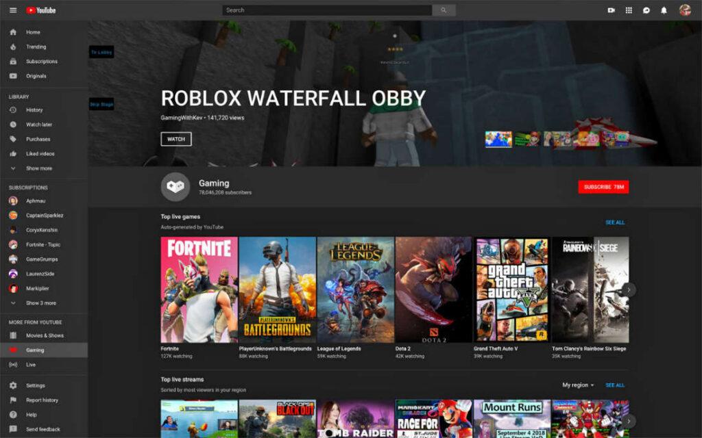 YouTube Jugos. Foto: Engadget
