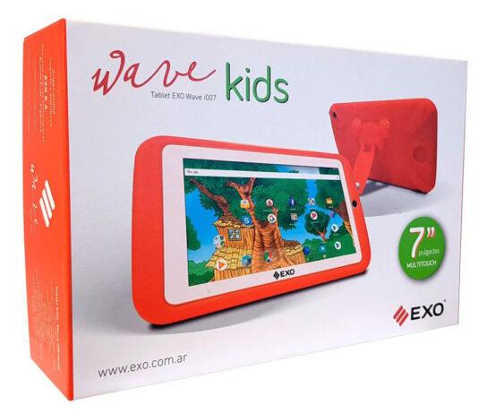 Table Exo Wave i007 Kids. Foto: EL DESTAQUE