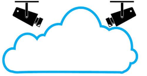 Cámaras IP en la nube. Foto: Redeszone
