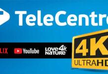 TeleCentro 4k (UHD). Foto: Telecentro
