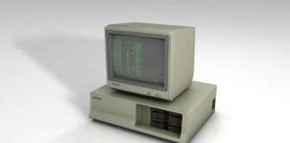 Computadora antigüa. Foto: Turbo Squid