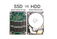 Discos duros HDD vs SSD.