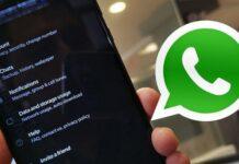 Modo Oscuro WhatsApp Android e iOS. Foto: Milenio