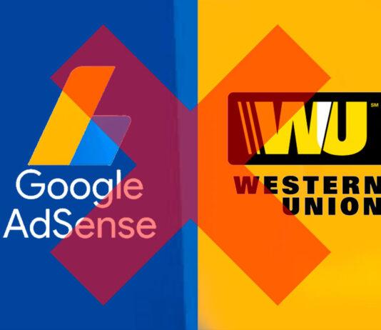 Adsense deja de trabajar con Western Union. Foto: eldestaque.com