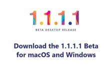 Cloudflare Warp para Windows y macOS. Foto: eldestaque.com