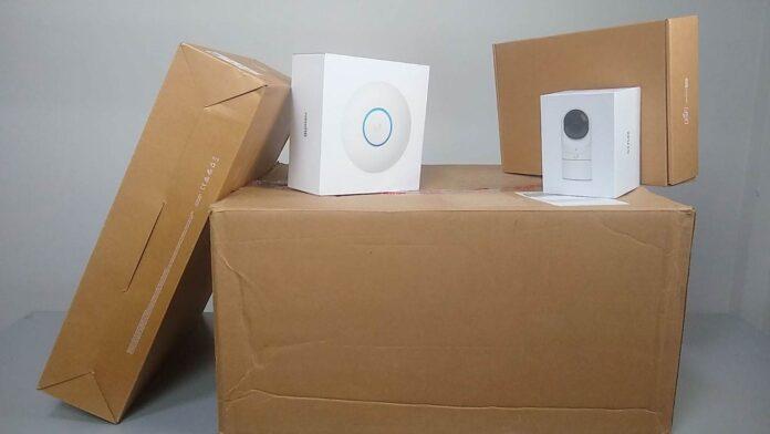 Línea de productos Ubiquiti UniFi. Foto: eldestaque.com