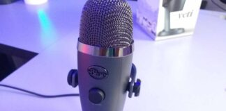 Micrófono Blue Yeti Nano. Foto: eldestaque.com