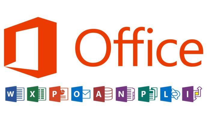 Suite completa de Microsoft Office.