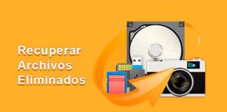 Recuperar archivos eliminados. Foto: eldestaque.com