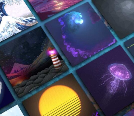 Lively Wallpaper, app para tener fondos animados en Windows.