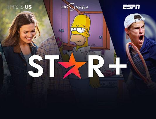 Star Plus Latinoamérica.