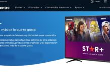 Star Plus TeleCentro Argentina.